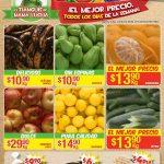 Frutas y Verduras Bodega Aurrerá al 10 de Noviembre