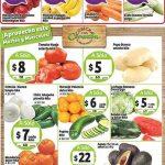 Frutas y Verduras Soriana 1 y 2 de Noviembre