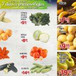 Frutas y Verduras HEB del 29 de Noviembre al 1 de Diciembre