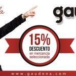 Ofertas del Buen Fin 2016 en Gaudena
