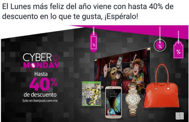 Liverpool ofertas de cyber monday 2016 Cyber monday 2016 argentina muebles