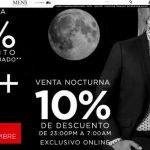 Buen Fin 2016 en Vittorio Forti, Sfera y Men's Fashion