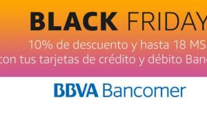 Ofertas de Black Friday 2016 en Amazon México con BBVA Bancomer