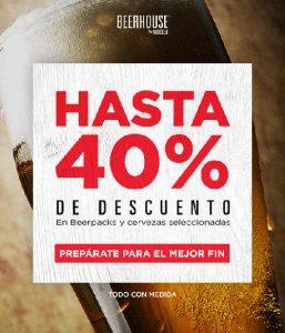 Ofertas del Buen Fin 2016 en BeerHouse