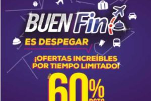 Ofertas del Buen Fin 2016 en Despegar.com