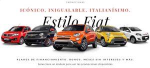 Ofertas del Buen Fin 2016 en Fiat