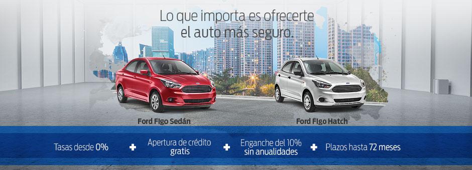 Ofertas del Buen Fin 2016 en Ford