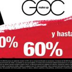 Ofertas del Buen Fin 2016 en GOC Make Up