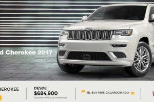 Ofertas del Buen Fin 2016 en Jeep