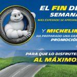 Ofertas del Buen fin 2016 en llantas Michellin y BFGoodrich
