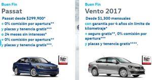 Ofertas del Buen Fin 2016 en Volkswagen