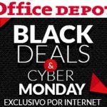 Office Depot Ofertas de Black Deals y Cyber Monday 2016