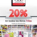 Promoción El Buen Fin 2016 en Editorial Trillas