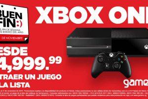 Promociones del Buen Fin 2016 en Gamers Retail Stores