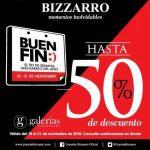 Promociones del Buen Fin 2016 en Joyerías Bizzarro