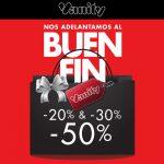 Promociones del Buen Fin 2016 en Vanity