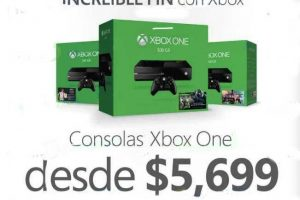 Promociones del Buen Fin 2016 en Xbox México