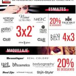 Promociones del Buen Fin 2016 Sally Beauty