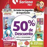 Promociones Soriana Fin de Semana del 4 al 7 de Noviembre