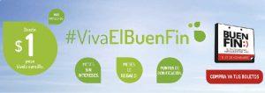 Promociones Vivaaerobus El Buen Fin 2016