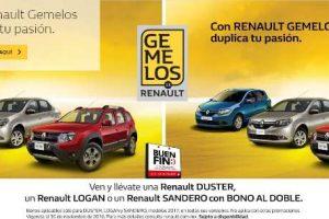 Promociones del Buen Fin 2016 en Renault
