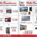 Sanborns El Buen Fin 2016 descuentos en Pantallas