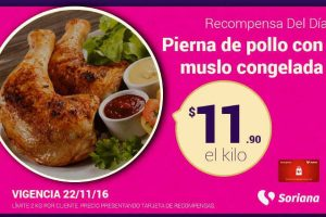 Soriana promociones tarjeta lealtad del 22 al 25 de noviembre
