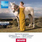 Venta Especial Sears American Express 3 y 4 de noviembre