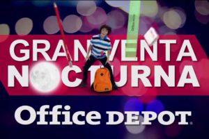 Venta Nocturna Office Depot 1 de Diciembre 2016