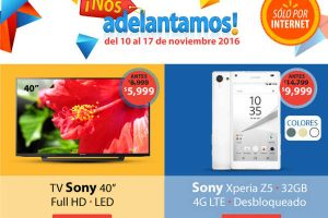 Walmart El Buen Fin 2016