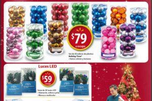 Walmart folleto de ofertas del 22 de noviembre al 6 de diciembre
