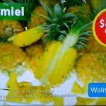 Walmart martes de frescura frutas y verduras 29 de noviembre