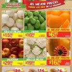 Bodega Aurrera frutas y verduras del 2 al 8 de Diciembre