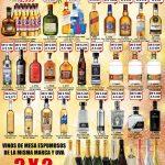 Bodegas Alianza ofertas de vinos y licores del 26 al 31 de diciembre