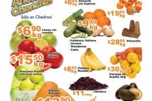 Frutas y Verduras Chedraui 13 y 14 de Diciembre 2016