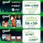 Comercial Mexicana $200 de descuento en telefonía celular y más ofertas