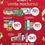 Venta Nocturna Farmacias Benavides 16 de Diciembre 2016