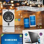Folleto Sam's Club regalos de Navidad 2016