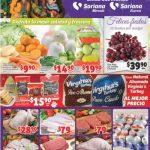 Folleto Soriana Mercado y Soriana Express Diciembre 2016