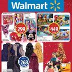 Folleto Walmart Ofertas de Navidad Diciembre 2016