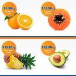 Frutas y Verduras Chedraui 26 y 27 de Diciembre 2016