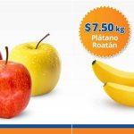 Frutas y verduras Chedraui 20 y 21 de Diciembre 2016