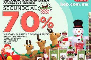 HEB Promociones de Fin de Semana al 5 de Diciembre