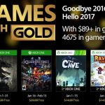 Juegos Gratis Games With Gold Xbox Live Enero 2017