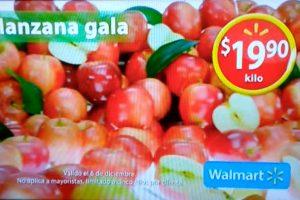 Martes de Frescura Walmart Diciembre
