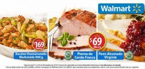 Ofertas de Carnes en Walmart Para Cena de Navidad 2016