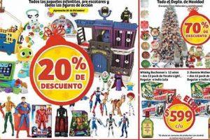 Soriana 70% de descuento en Navidad, 20% en juguetes y más ofertas
