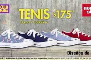 Suburbia artículo de la semana tenis Non-Stop a $175