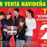 Súper Venta Navideña Suburbia del 9 al 12 de Diciembre 2016