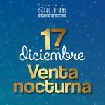Venta Nocturna Librerías El Sótano 17 de diciembre 2016